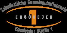 Logo Zahnäztliche Gemeinschaftspraxis Enscheder Strasse 1